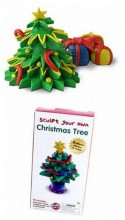 Sculpt Your Own Christmas Tree