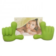 Baby Hands Picture Frame - Green