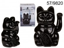 Lucky black cat XL