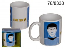 Star Trek fan mug - Mr Spock