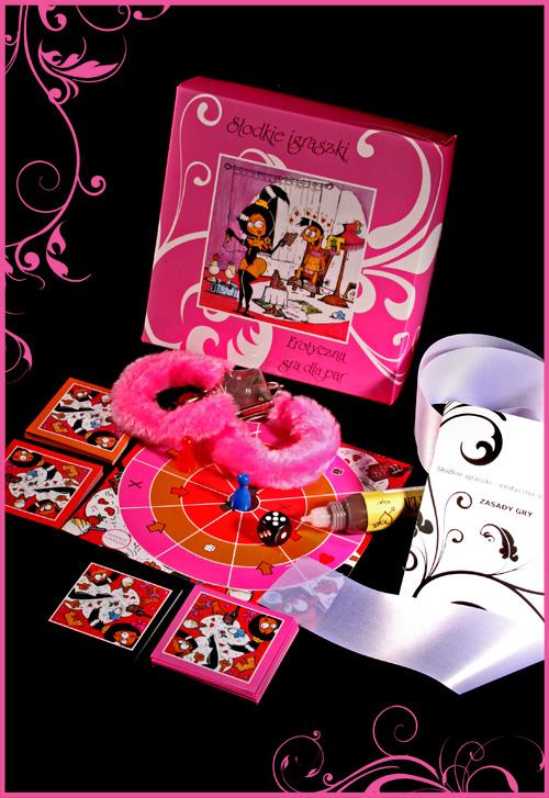 Erotikus játék -<br>Édes enyelgés