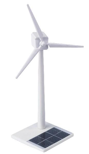 Windmill on solar<br>plastic - 30 cm