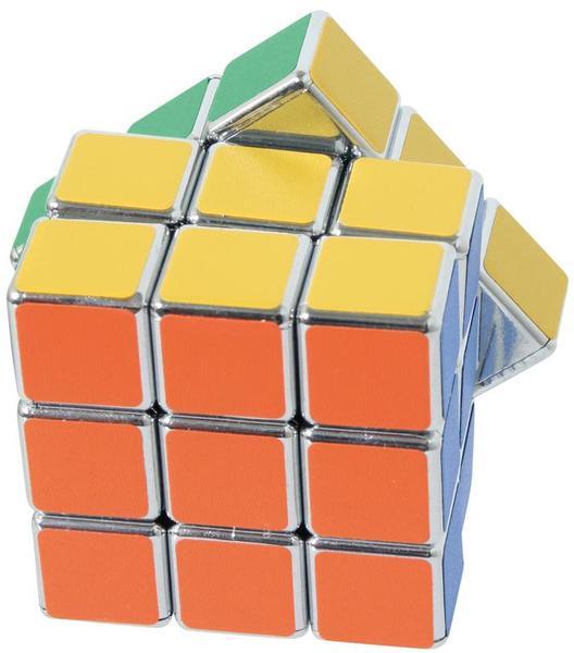 Cube of metal