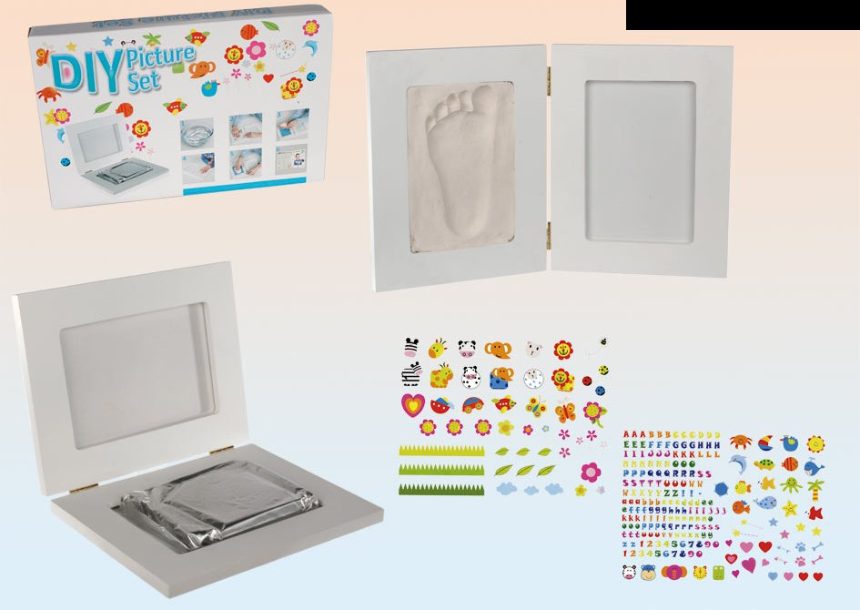 Baby Imprint - DIY Picture Set
