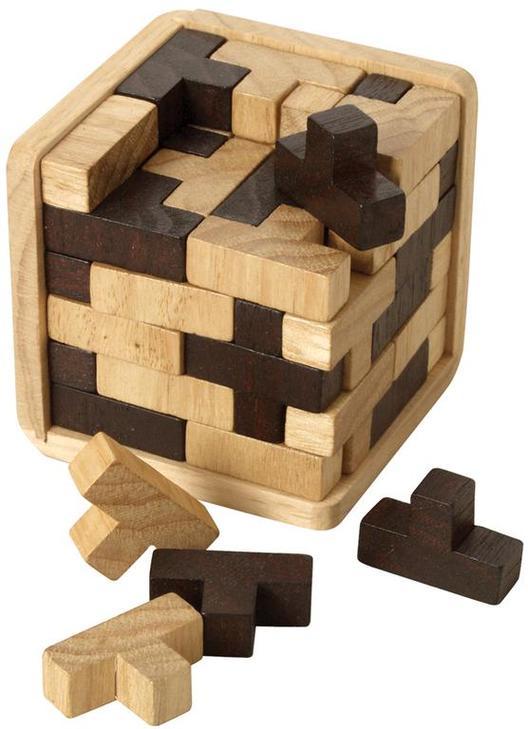 T-Cube Puzzle