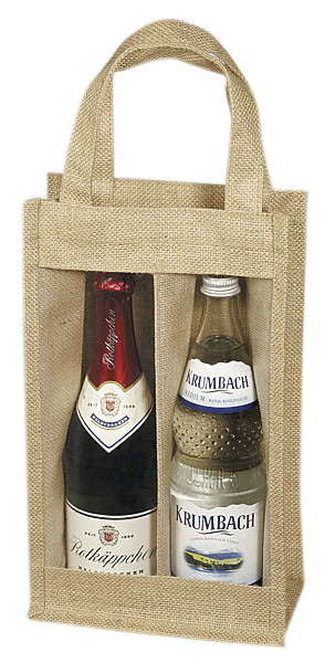 Bag for 2 bottles