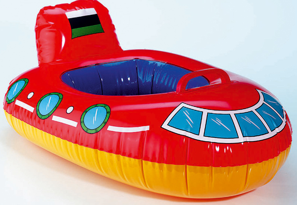 Inflatable Small Boat