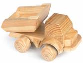 Holz LKW