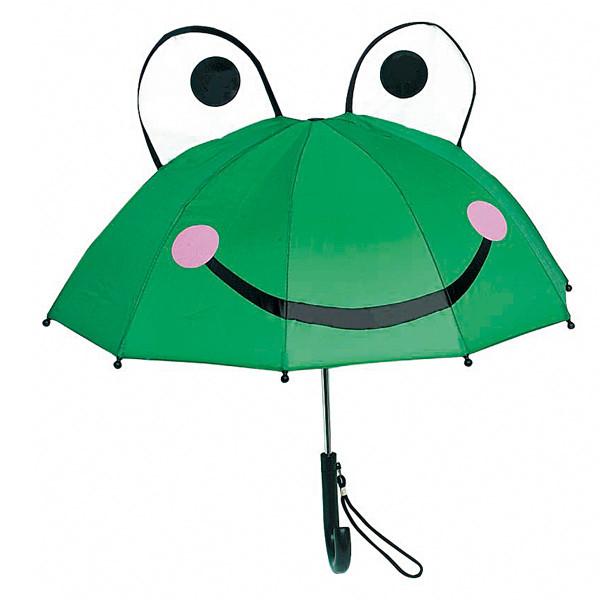 Parasolka żabka