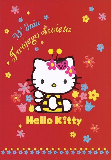 Pass Hello Kitty<br>envelope