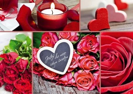 Pass valentine envelope