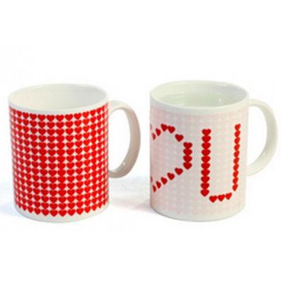 Magical mug I love you