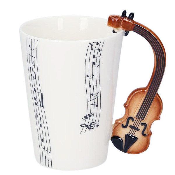 Becher Violine