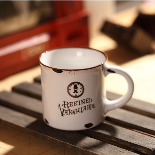 Refined Retro Mug<br>Vanguards