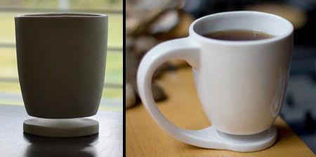Schwebe Tasse