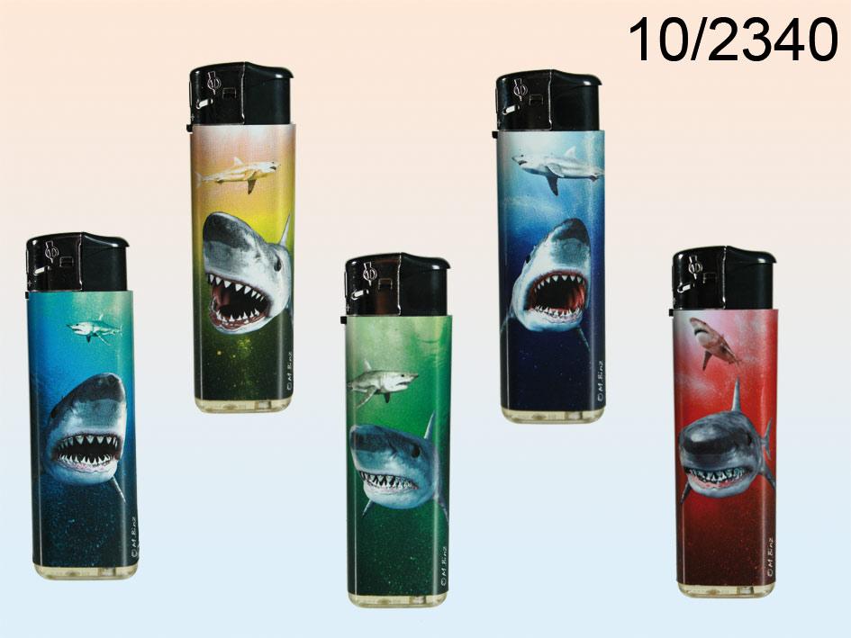 Feuerzeug Hai