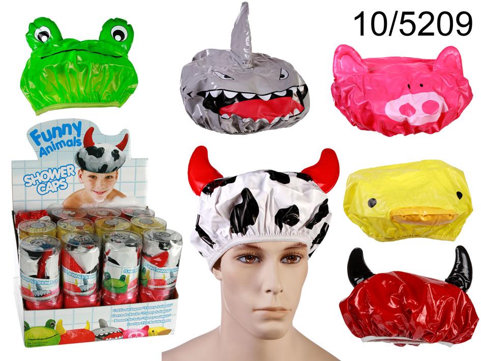 Animal Bath Cap