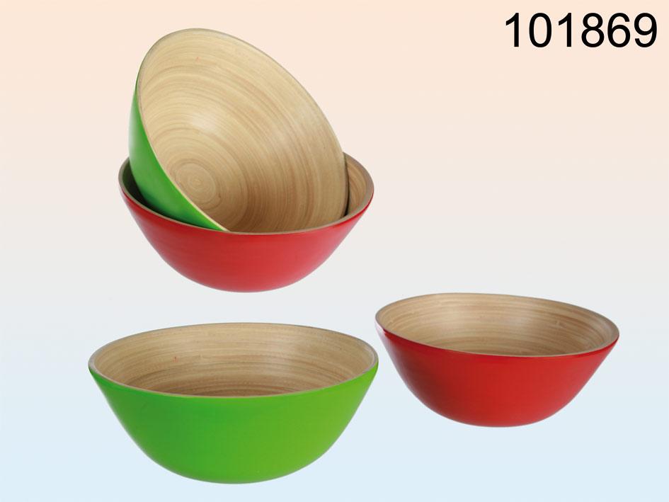 Bambus-Schale