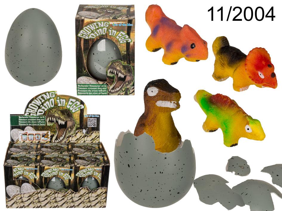 Wykluwający<br> Dinosaurier mit<br>Eiern