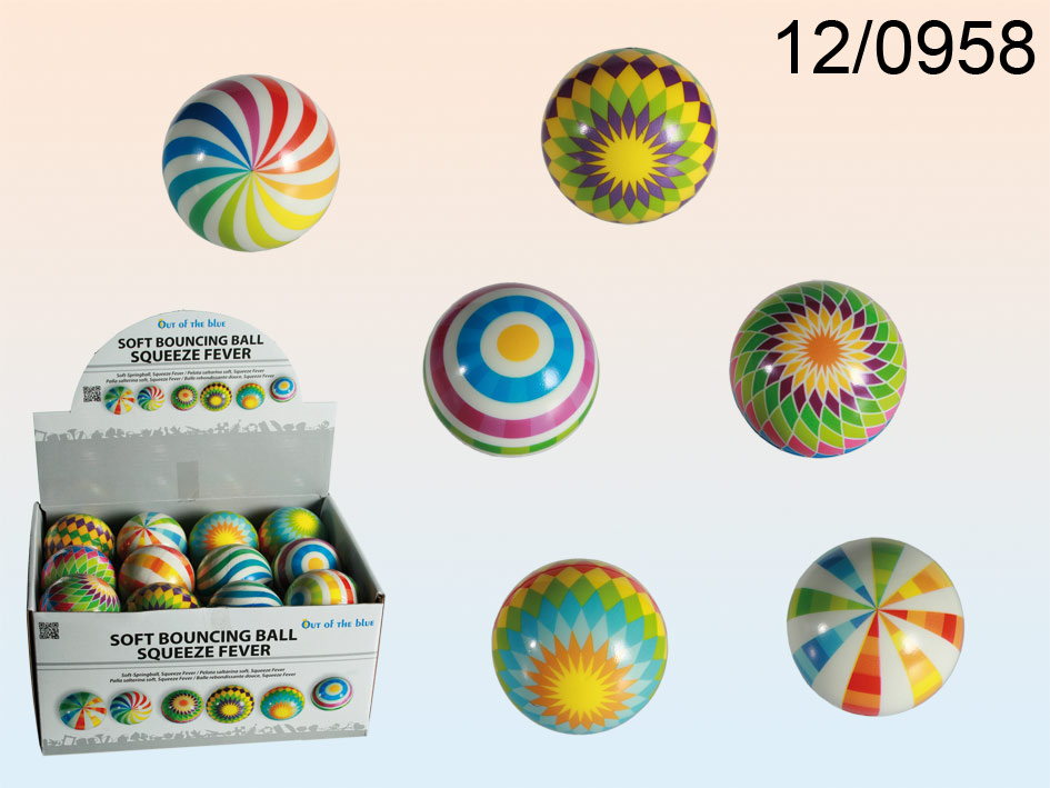 Soft ball colors