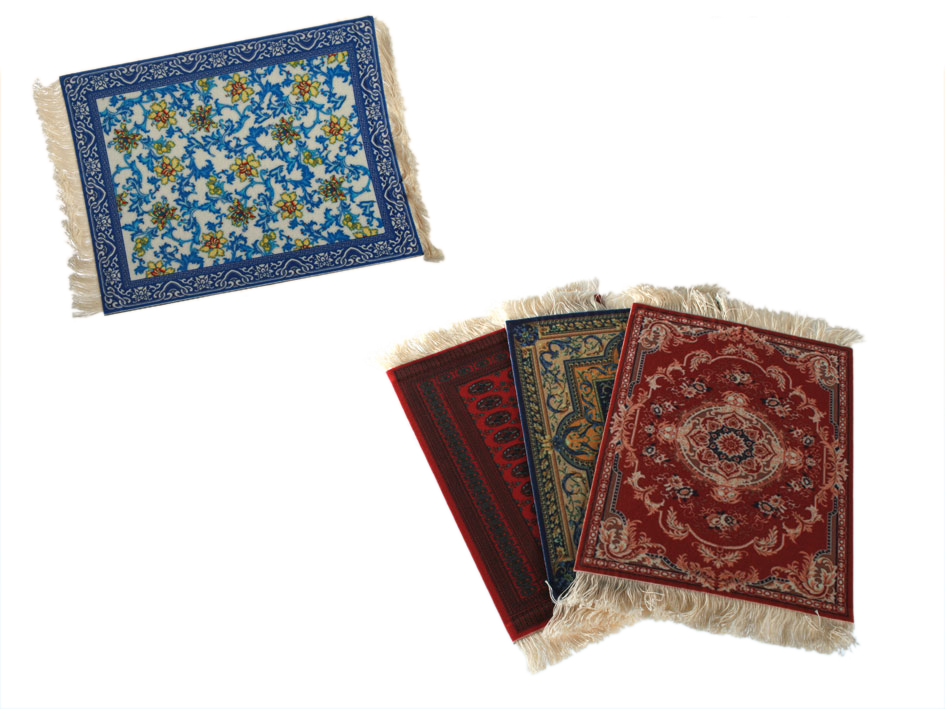 Persian Carpet Mouse Pad