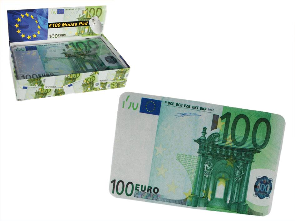 100 EUR Mousepad