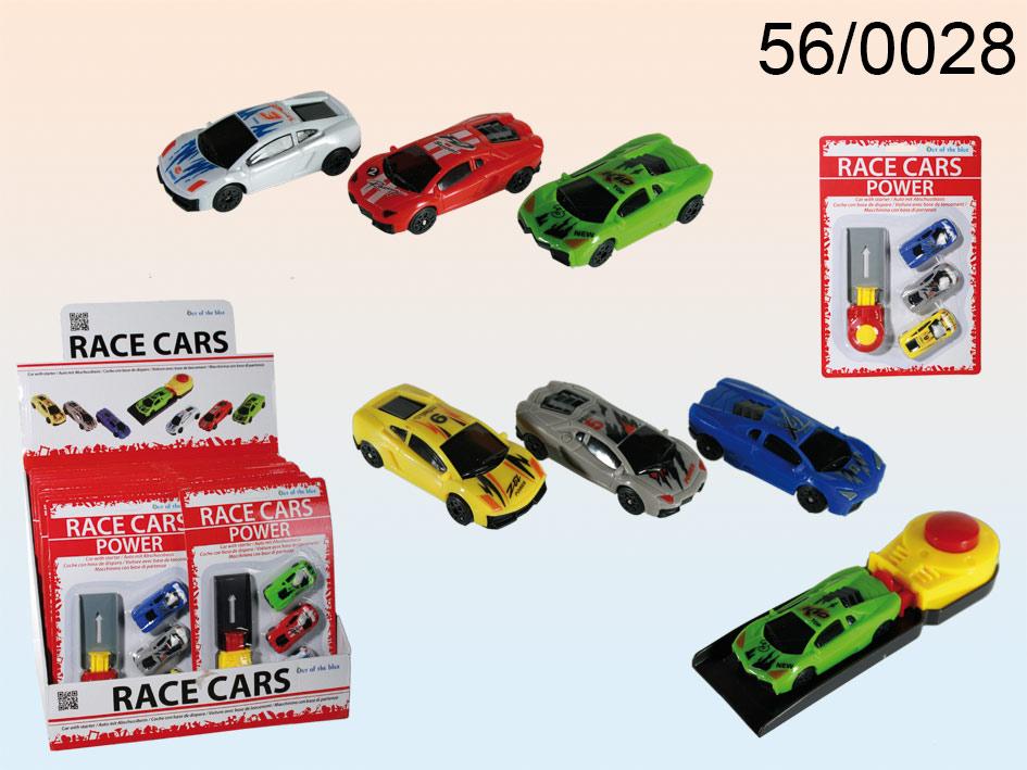 Race car starter