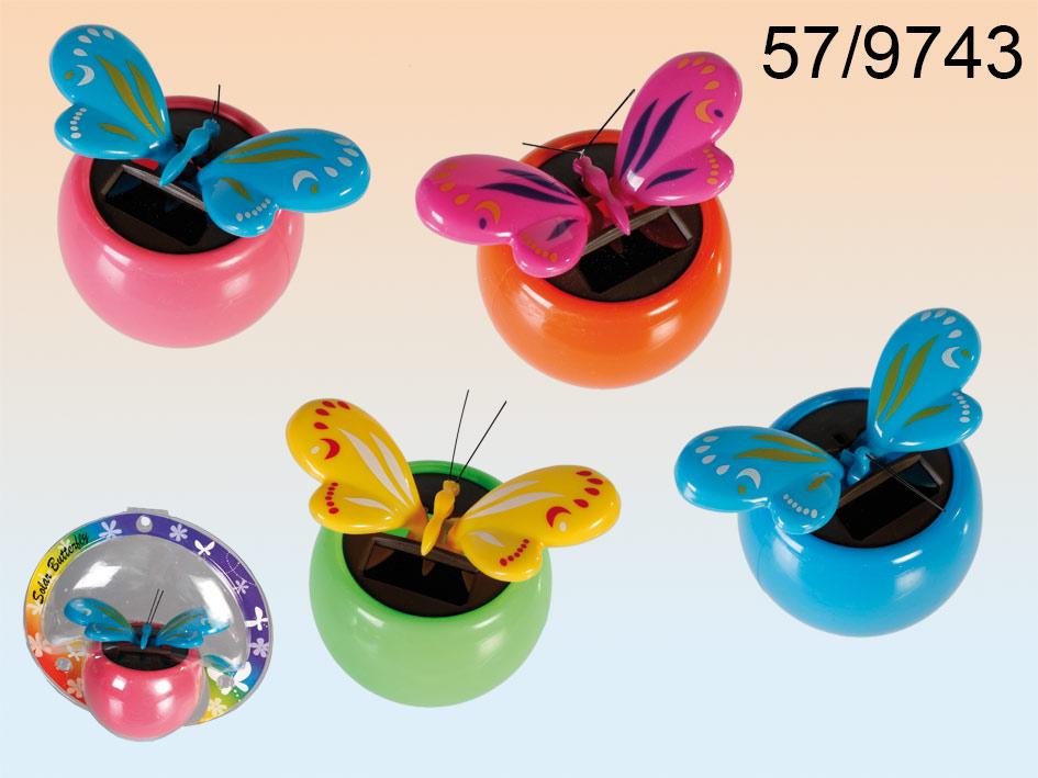 Solar-Schmetterling