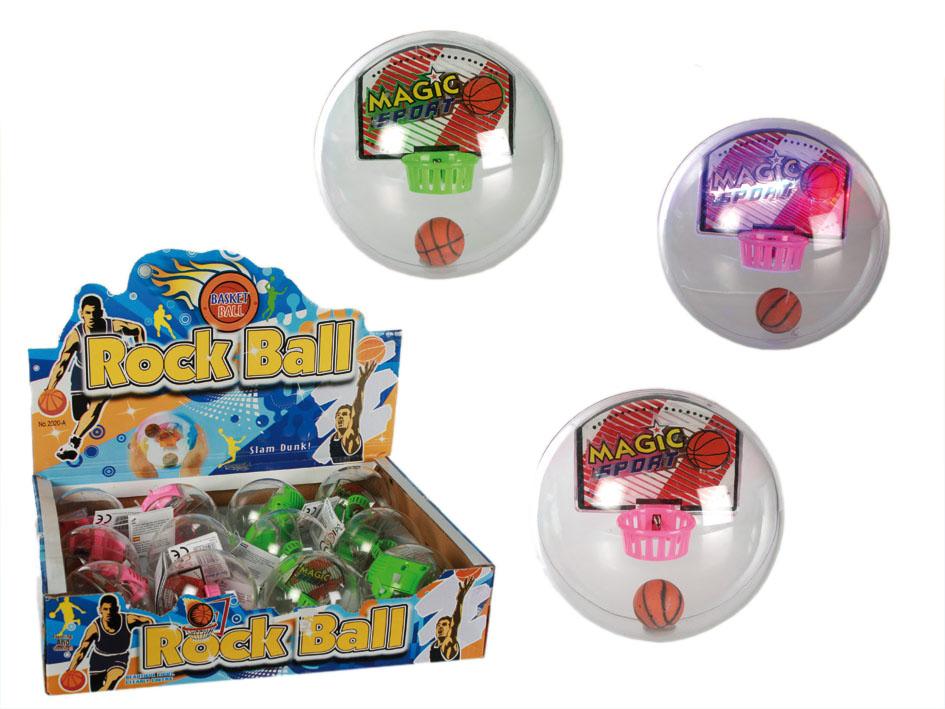 Basketball Rock Ball
