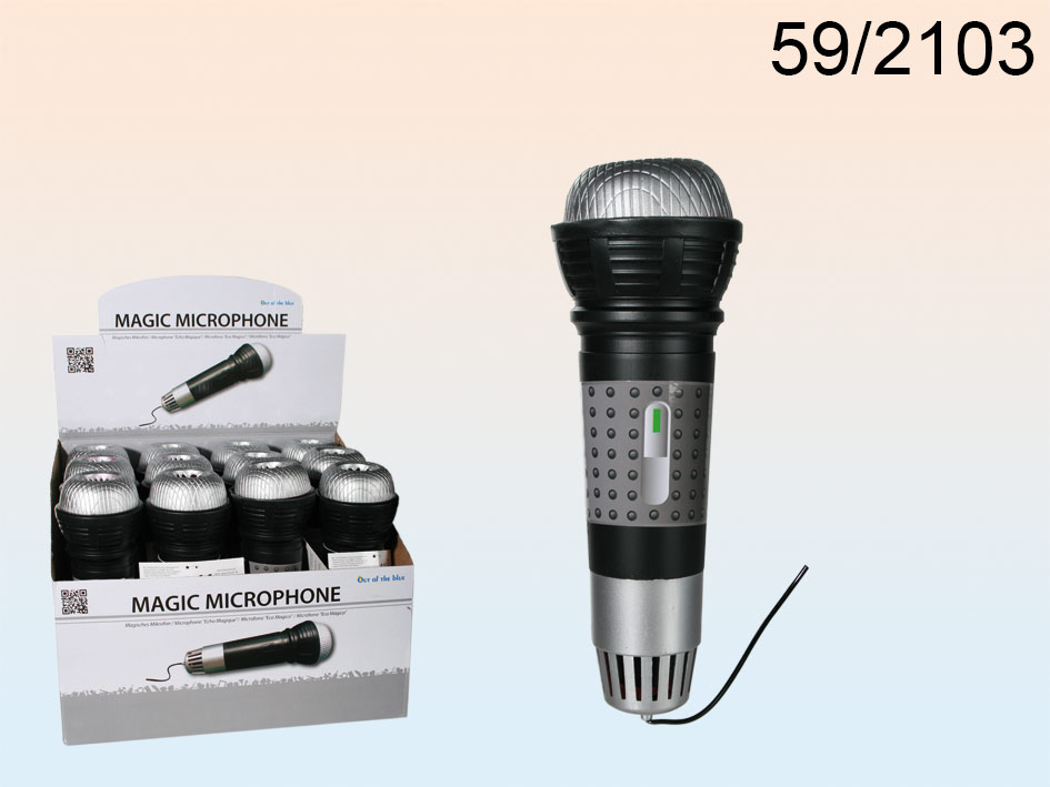 The Magic Microphone