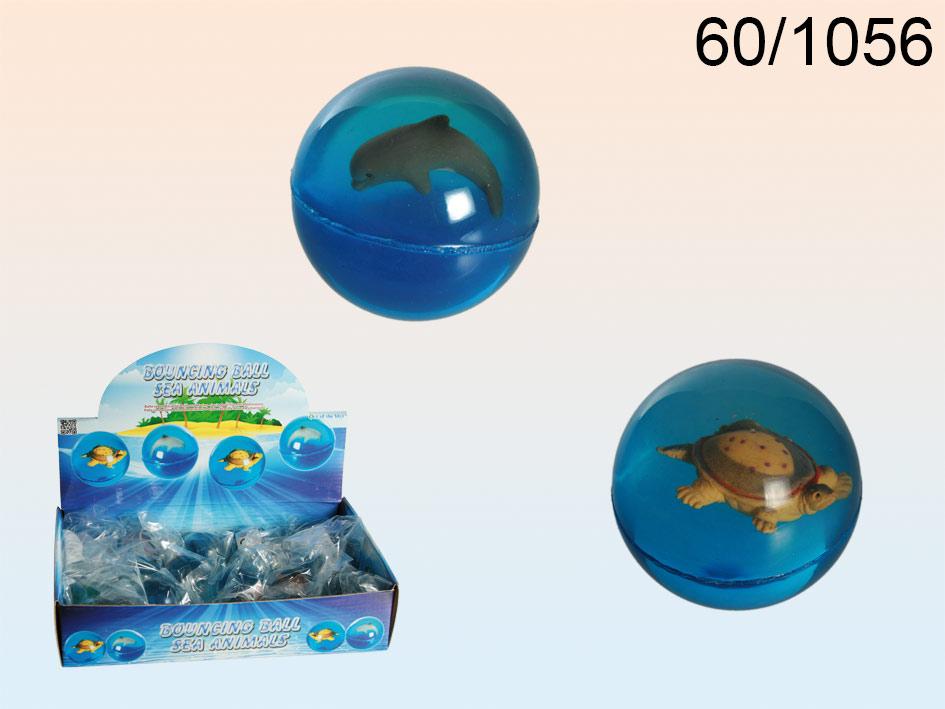Rubber Ball Sea World