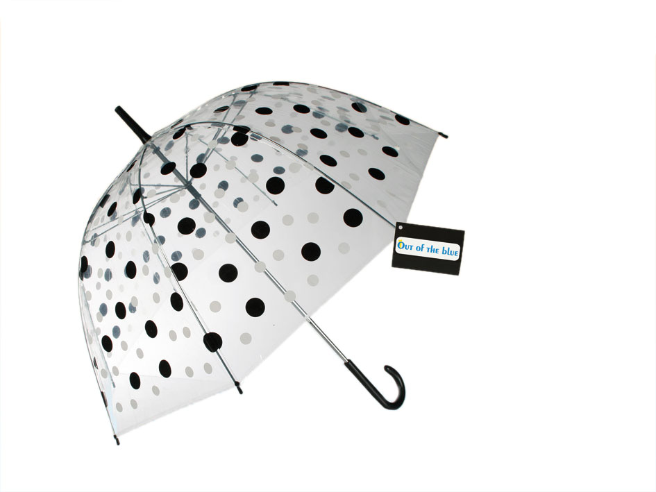 Umbrella<br> transparenten<br>Punkten