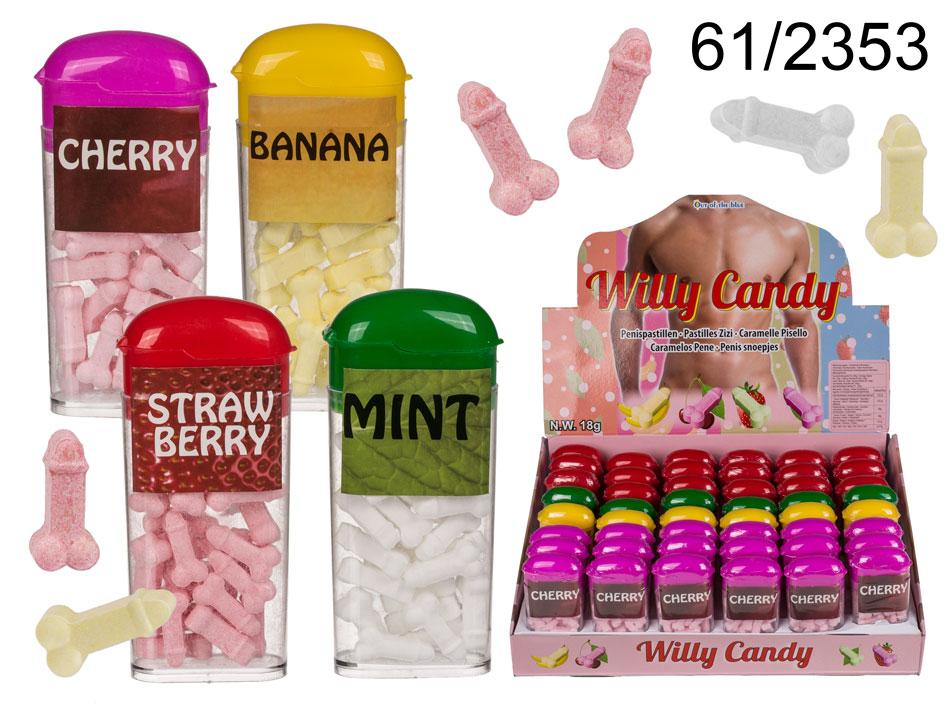 Süßigkeit peniski