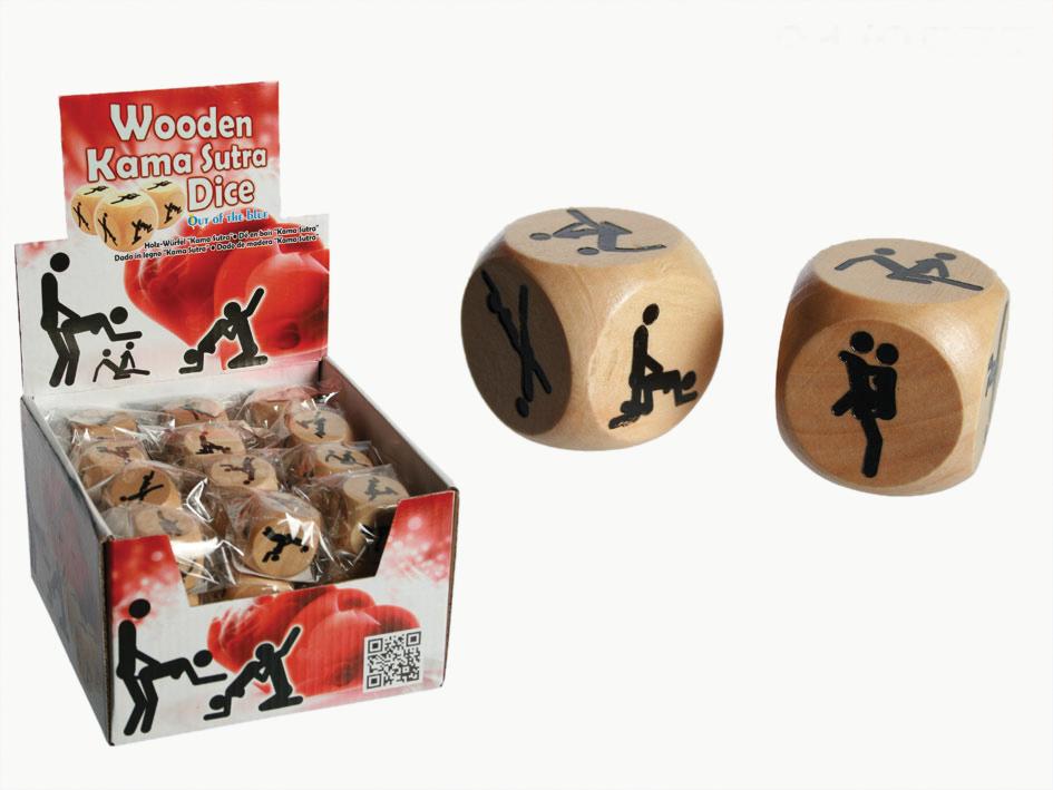Wooden Cube Kamasutra