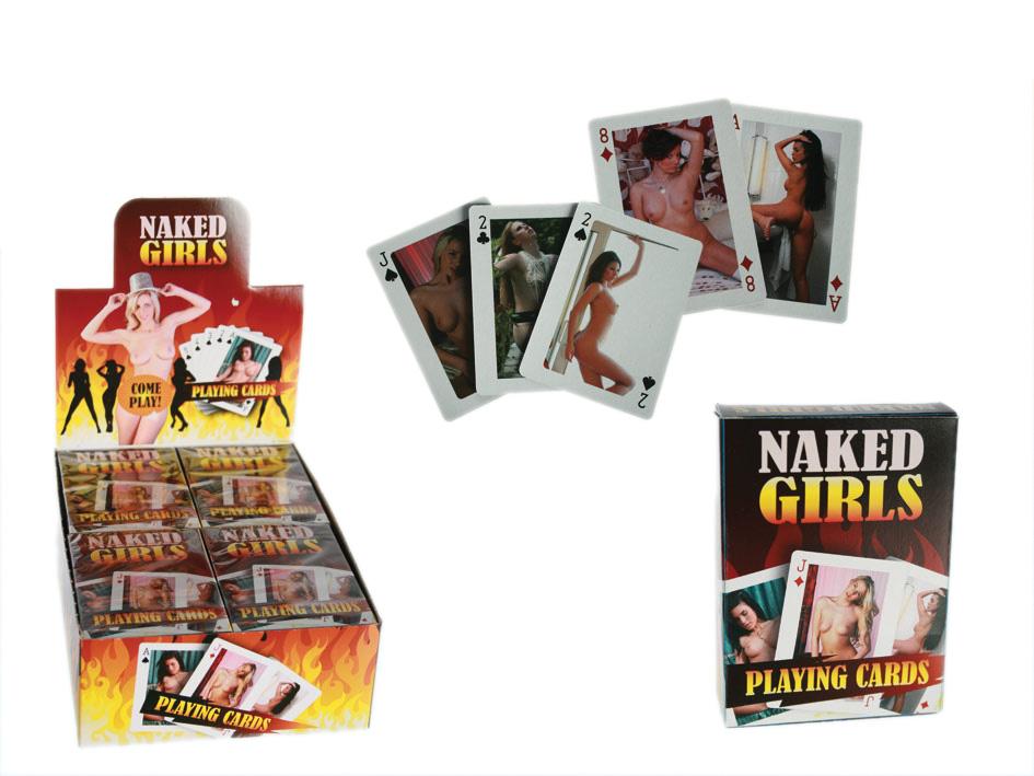 Cards naked girls