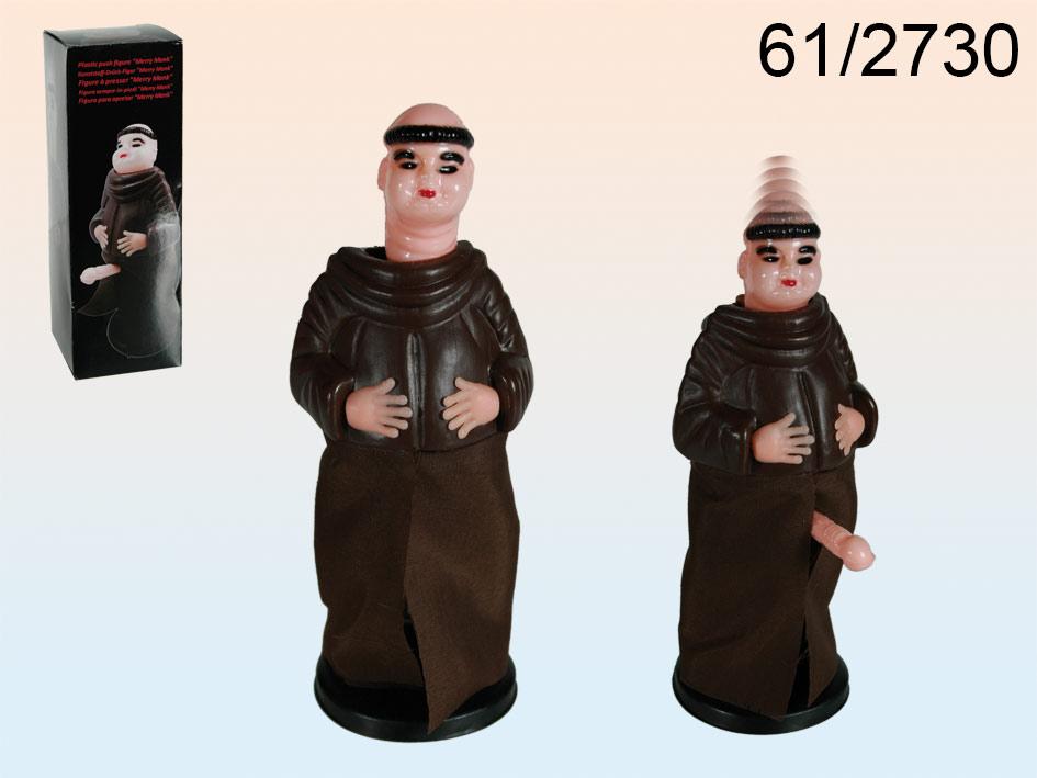 Ein Mönch aus dem Pop-up-peniskiem