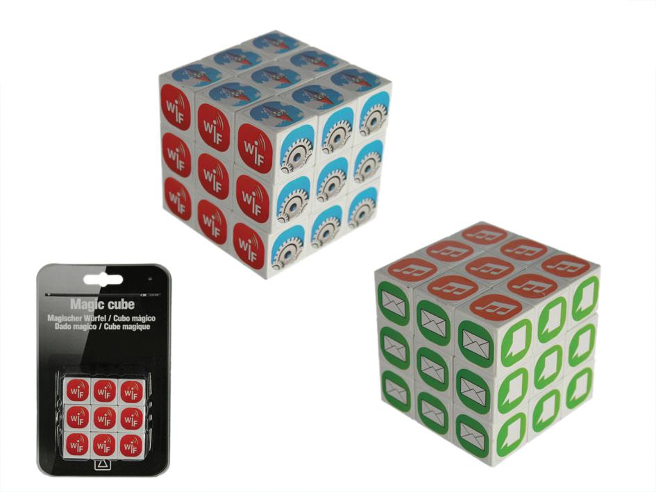 Smartphone Magic Cube
