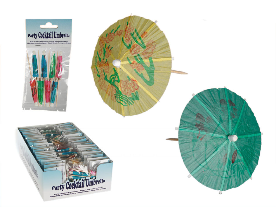 Party Cocktail Umbrellas