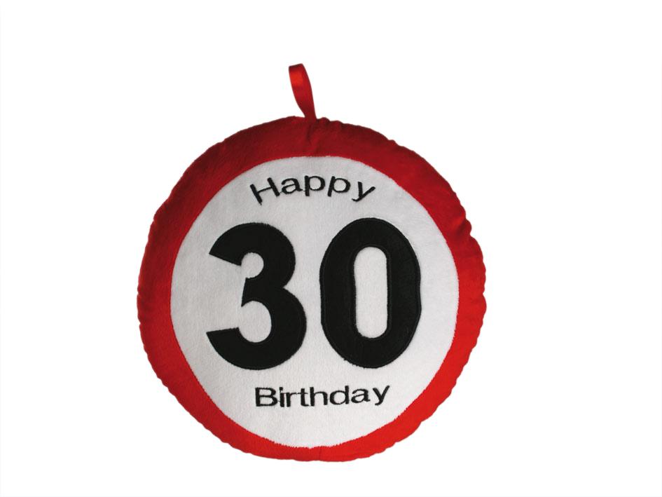 Pillow Geburtstag 30