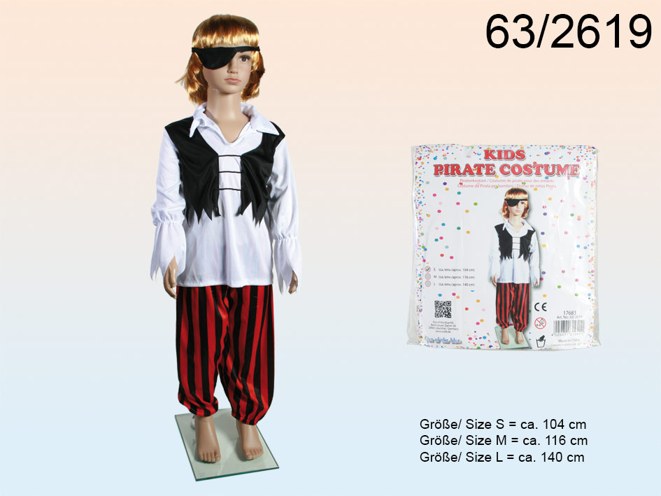 Children&#39;s<br>pirate outfit
