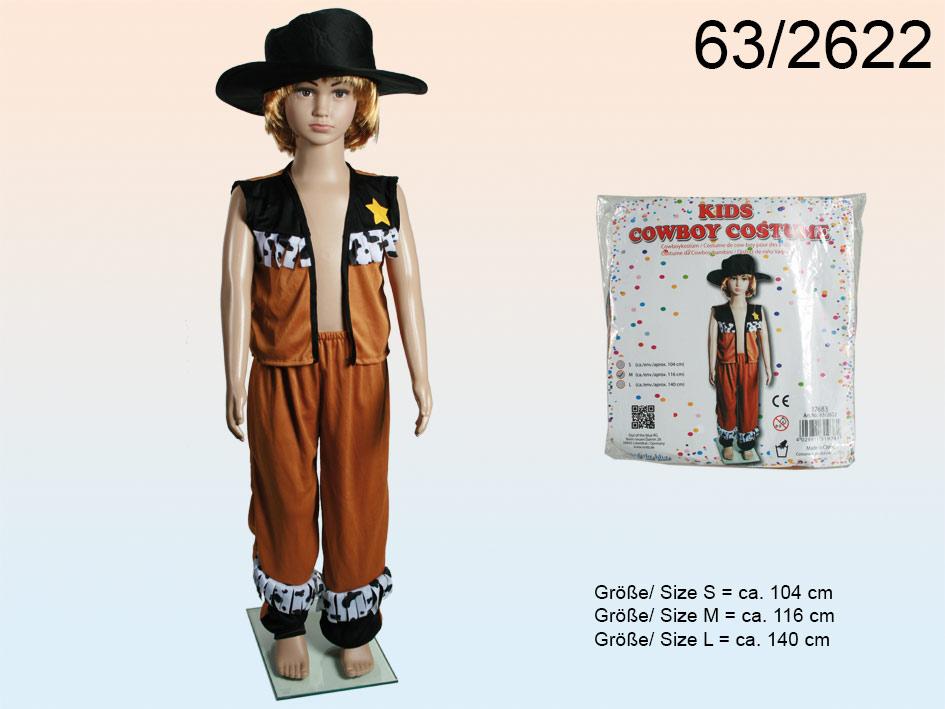 Children&#39;s<br>cowboy outfit