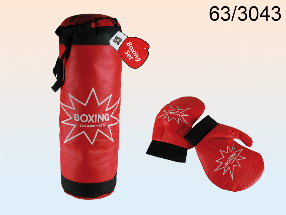 Mini punching bag