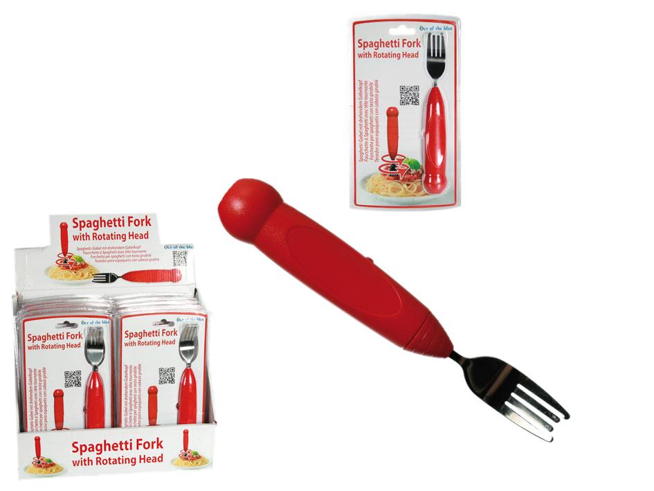 Elektro-Gabel Spaghetti
