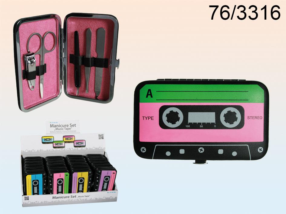 Manicure cassette
