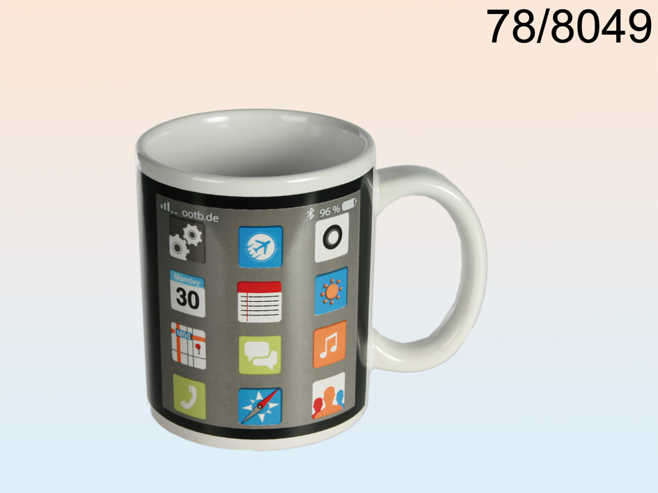 Mug Smartphone -<br>12 pieces