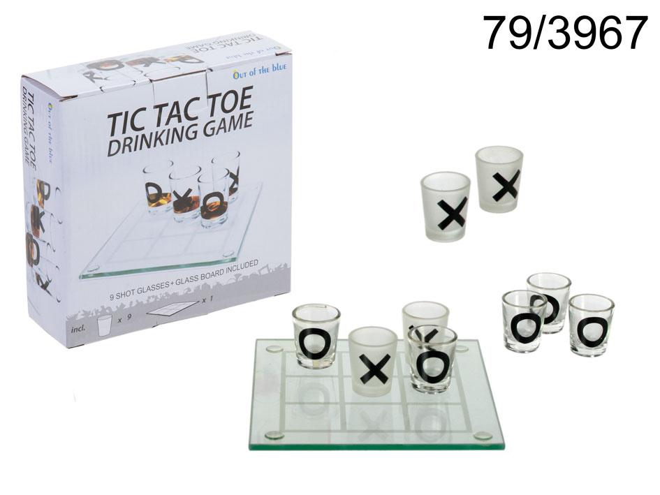 Drinking Tic Tac Toe
