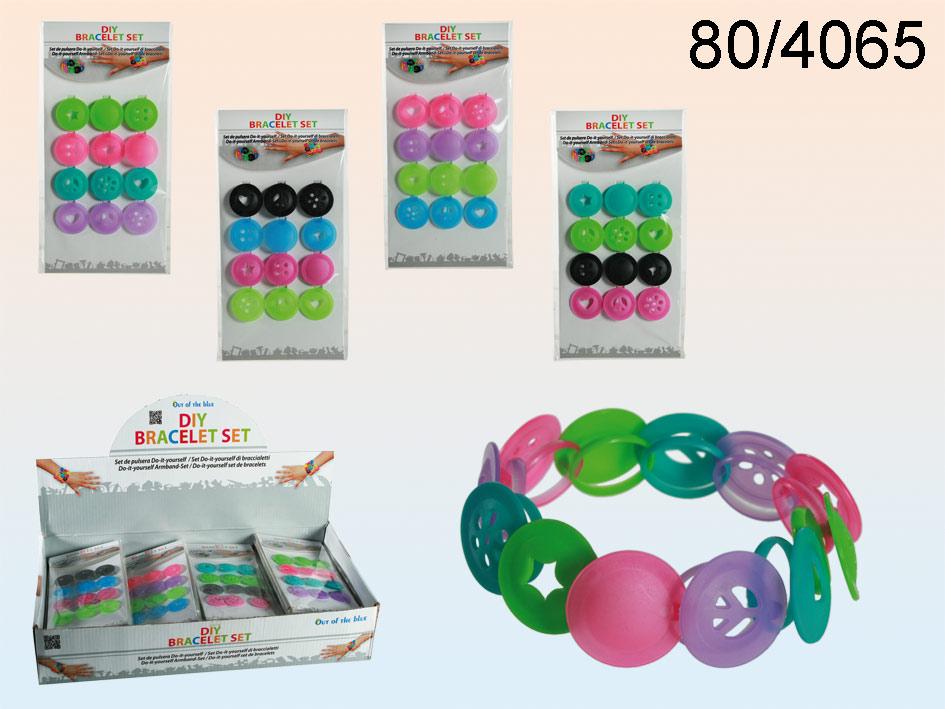 A kit for making<br>bracelets