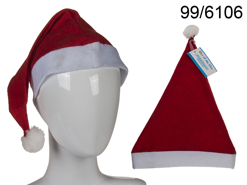 Santa's Hat - 12 items
