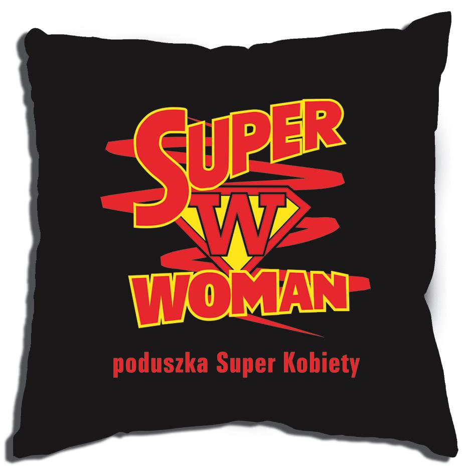Kissen Super Woman