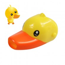 The tap on the water for children - the duck